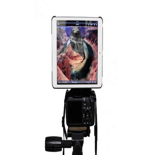 G8 Pro iPad mini 1 2 3 Camera SLR Hot / Cold Shoe Flash Connection and Tripod Mount Adapter Kit