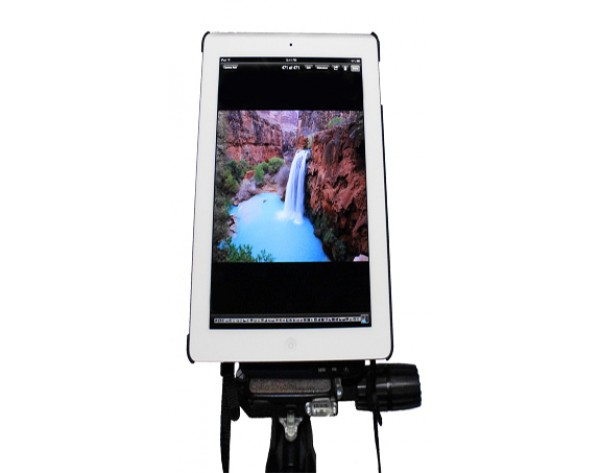 IPad Air 2 Camera SLR Hot Shoe Flash Connection And Tripod