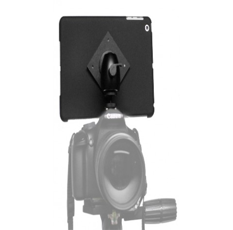iPad mini 123 Camera SLR Hot / Cold Shoe Flash Connection and Tripod Mount Adapter Kit
