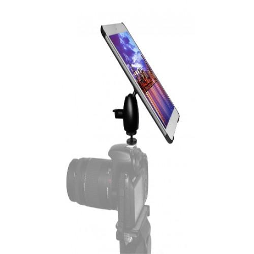 148911cf6e G8 Pro iPad Air 2 Camera SLR Hot Shoe Flash Connection and Tripod Mount  Adapter Kit