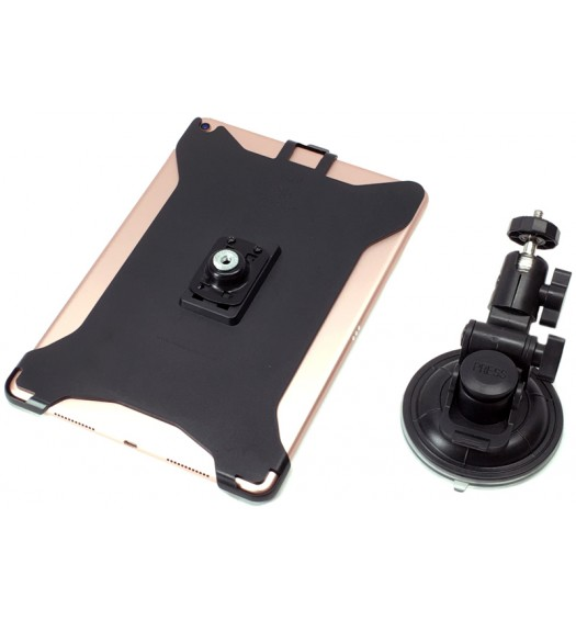 G8 Pro iPad Pro 12.9 Tripod Mount + Suction Mount Holder - 2in1
