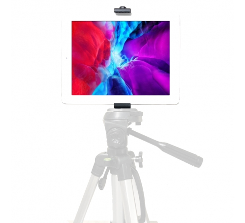 ipad tripod mount, universal tablet tripod mount, ipad pro 11 9.7 12.9 10.5 tripod mount adapter holder, tripod mount for ipad, samsung galaxy tab tripod mount, surface pro tripod mount, amazon fire tripod mount,