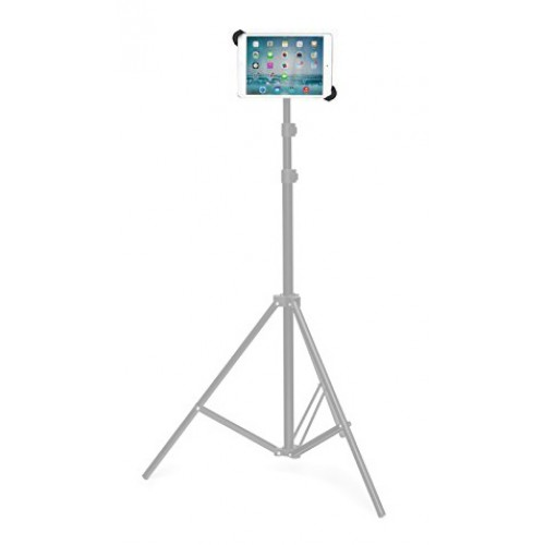 G10 Pro iPad Universal Tablet Tripod Monopod Mic Music Stand Mount Fits 7-11 inch Tablets
