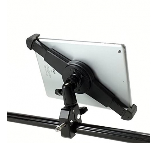 ipad air 1234567 pro 9.7 10.5 11 12.9 tablet mic music stand clamp mount, ipad air 1234567 pro 9.7 10.5 11 12.9 tablet tripod mount, ipad tablet medical iv pole clamp mount, medical iv clamp mount for ipad tablet,