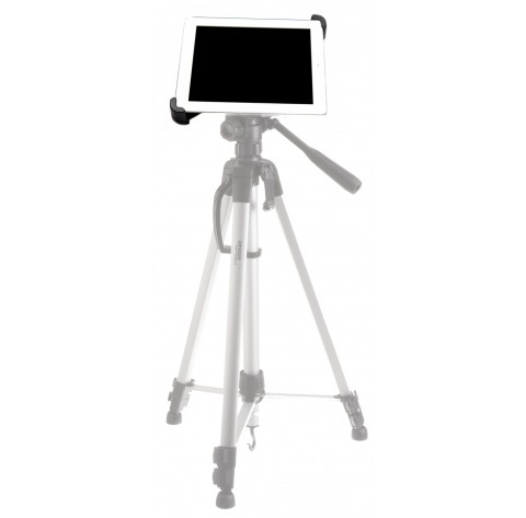 G10 Pro Large Universal iPad Pro Tablet Tripod Monopod Mic Music Stand Mount Fits 8-13 inch Tablets