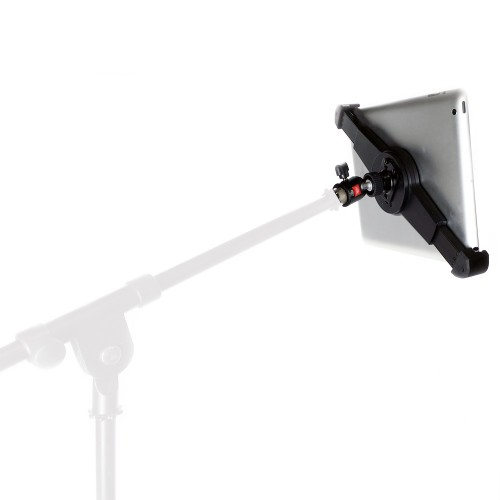 ipad pro 9.7 11 10.5 12.9 air 1 2 3 4 mic music stand mount adapter holder, mic music stand mount for ipad, mic stand mount adapter holder bracket for ipad pro 11 10.5 12.9 9.7, ipad mic stand mount, attach ipad to mic stand, mount ipad to mic stand,