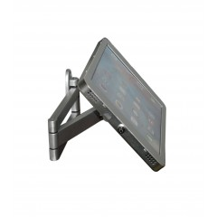 G9 Pro iPad Pro 12.9 (Gen. 3) Wall VESA Style HD Swing Arm Kiosk Mount with Security Key Locking