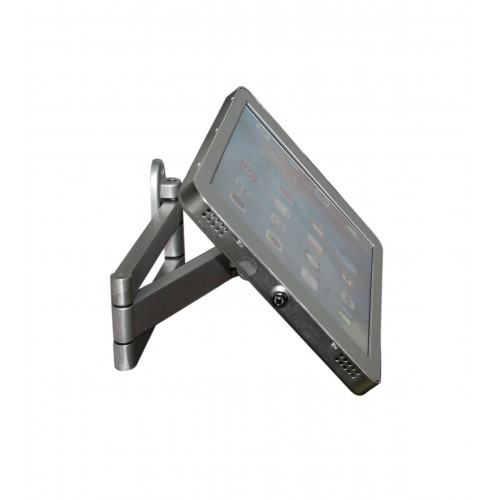 G9 Pro iPad Pro 12.9 (Gen. 1, Gen. 2) Wall VESA Style HD Swing Arm Kiosk Mount with Security Key Locking