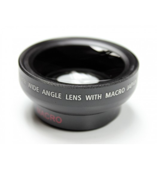 3in1 Professional Camera Lens Kit 37mm Super Wide Angle + Macro + Free CPL Filter for iPad, iPhone and Android Devices