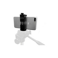 SecureGrip Metal iPhone Universal Smartphone Tripod Mount