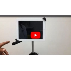 Video Tutorial - iShot G10 Pro iPad Universal Tripod Mount Adapter