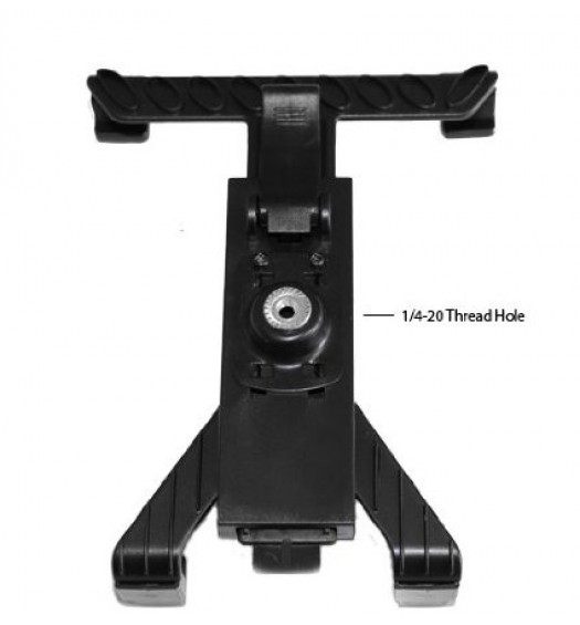 G5 Pro iPad Mini 1234 Tripod / Monopod Mount Adapter Holder + Free Suction Stand Mount