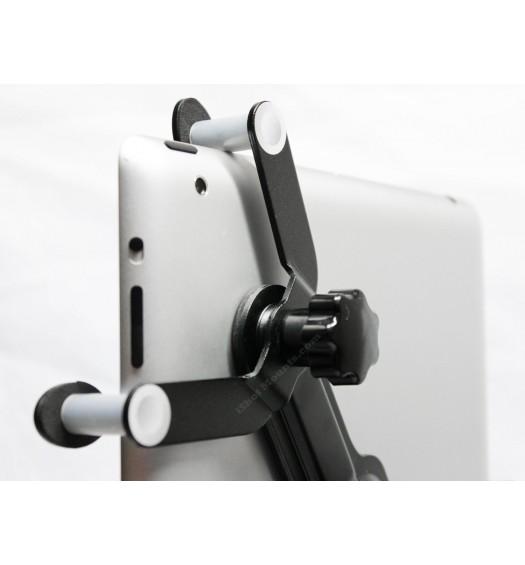 G7 Pro Universal Tablet Tripod Monopod Mic Music Stand