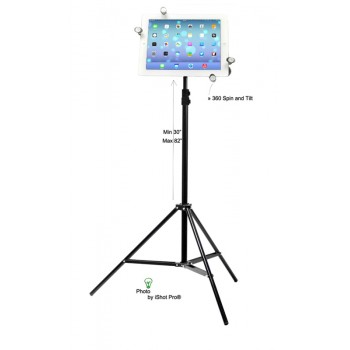 G7 Pro® iPad Tripod Mount and Stand Bundle Kit - For iPad 1, 2, 3, 4, iPad Air 1,2