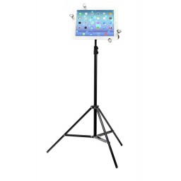 G7 Pro iPad 5 Tripod Mount + 360° Swivel Ball Head + Tripod Stand + Carry Bag