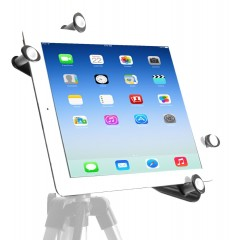 G7 Pro Universal XL Tablet Pro Tripod Mount Adapter Holder - Fits up to 16 inch Tablets
