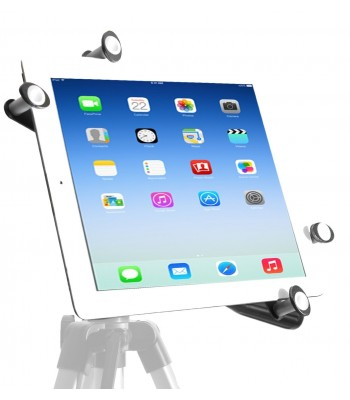 G7 Pro iPad Tripod Mount - For iPad 1, 2, 3, 4, 5, mini, iPad Air 1 2, iPad Pro 9.7