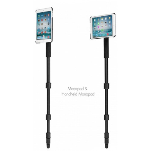 G8 Pro iPad mini 1 2 3 Tripod Mount and Monopod Bundle Kit