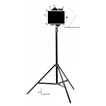 G8 Pro iPad Mini 123 Tripod Mount and Stand Bundle Kit - NEW VERSION