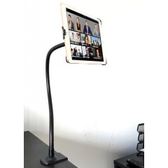 G8 Pro iPad Pro 12.9 (Gen. 1, Gen. 2) 360° Gooseneck Wheelchair Mount