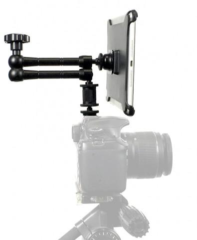 e438acda05 G8 Pro iPad Pro 10.5 SLR Camera Teleprompter Hot Shoe   Tripod ...