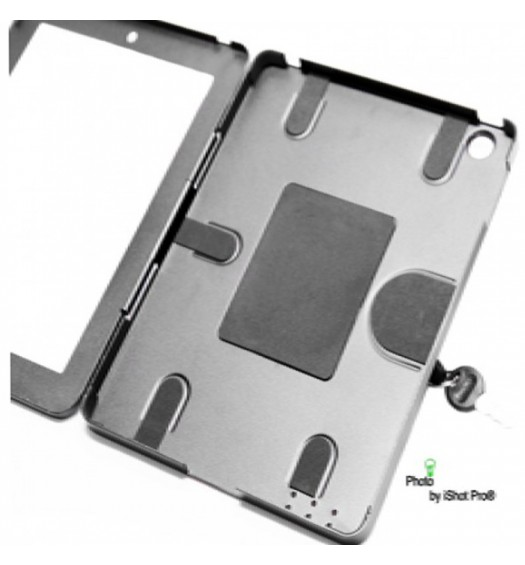 G9 Pro iPad Air 1 Tripod Mount Metal Case