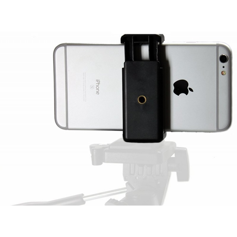 Ishot Gp5500c Xt Iphone Smartphone C Clamp Tripod Mic