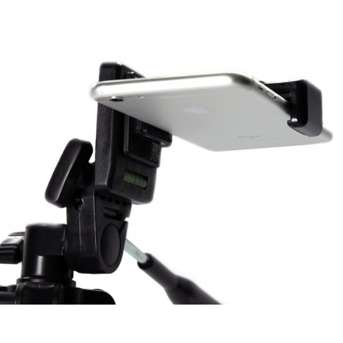 Remora S1 iPhone Universal Cell Phone Tripod / Monopod Mount Adapter Holder Clip