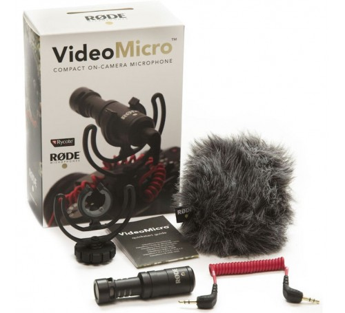 Rode VideoMicro, videomicro, rode video microphone, iogpraher microphone, dslr on camera microphone, dslr camera microphone, rode mics, microphone for dSLR camera, microphone for iphone, microphone for ipad, shotgun mic,