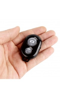iShot Pro® Bluetooth Wireless Remote Control Camera Shutter Release Self Timer for iOS or Android Phones and Tablets