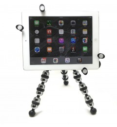 joby gorillapod ipad iphone tablet tripod stand, ipad mini air 1 2 3 4 5 6 pro 9.7 10.5 tripod mount, ipad holder adapter bracket stand, tripod mount for ipad, ipad tripod adapter holder, tripod for ipad, ipad pro tripod mount, ishot, g7 pro,  pro ipad 1