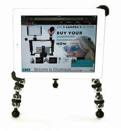 ipad air mini 1 2 3 4 5 6 7 pro 9.7 10.5 tripod mount, ipad tripod holder stand, ipad tripod adapter bracket stand, tripod mount for ipad, ipad tripod adapter holder, tripod for ipad, ipad tripod mount stand, tigerpod, g10 pro, joby gorillapod ipad iphone