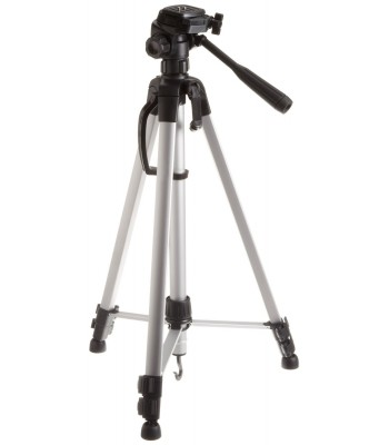 "iShot Pro 60"" Professional Pan / Tilt Head Camera Tripod with Carry Bag"