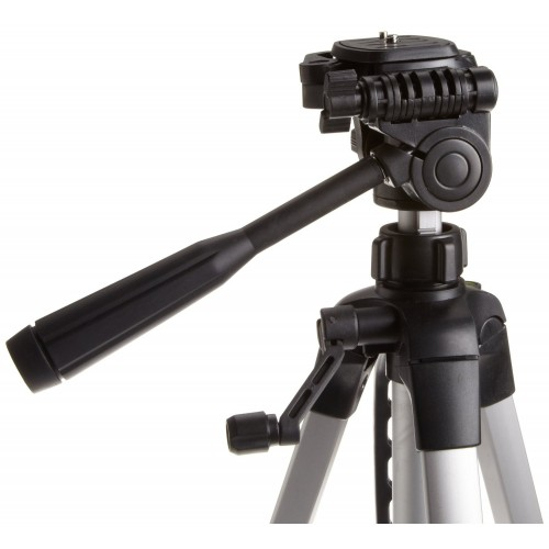 G7 Pro iPad 123456, Air, mini, Pro 9.7 / 10.5 Tripod Mount + 60 inch Adjustable Pan Head HD Tripod + Carry Bag