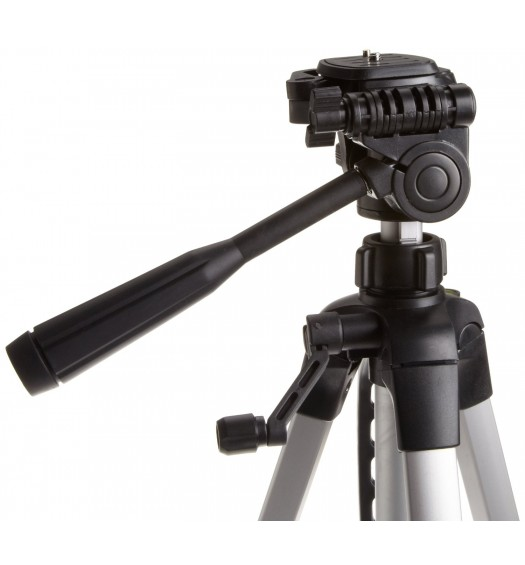 "iShot Pro 60"" Professional HD Pan / Tilt Head Camera Tripod with Carry Bag LWT-60"