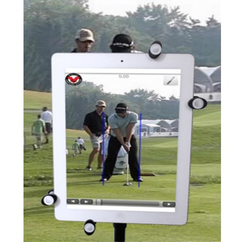 V1 Golf Mobile App Kit - For iPad 12345, iPad Air 12, iPad mini 1234 and iPad Pro 9.7