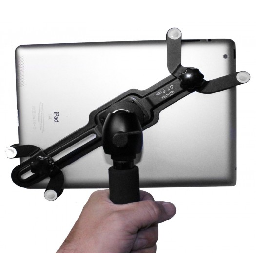 G7 Pro iPad Pro 11 Tripod Mount + 8 inch Tripod Adapter with 360° Swivel Ball Head
