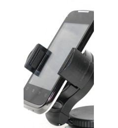 iShot Pro iPhone Universal Smartphone Windshield & Dashboard Mount  - Works with or Without a Case