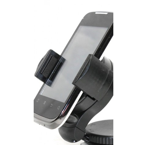 iShot Pro Universal Cell Phone Windshield & Dashboard Mount  - Works with or Without a Case